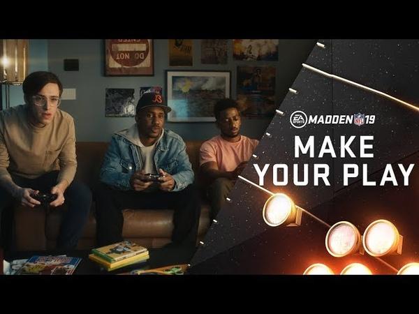 Madden 19 – Make Your Play Part 2 ft. Nicki Minaj, Quavo, Chris Redd, Lil Dicky