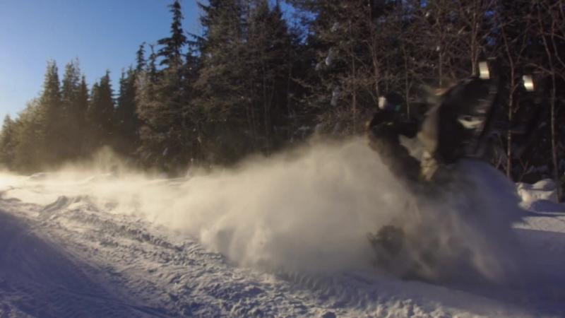 10 BARREL BREWING CO PRAY FOR SNOW TRAILER