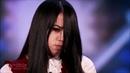 Сакред Риана из фильма ужасов на шоу талантов Русские субтитры Sacred Riana AGT subtitles