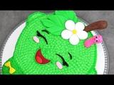 DIY Cute KAWAII Cake Shopkins Apple Blossom Cake Decoration by Cakes StepbyStep