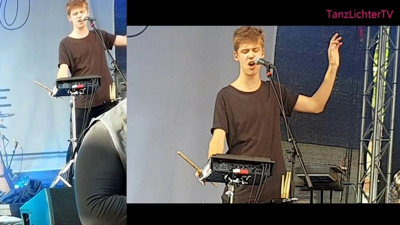 Jannik Brunke - ALL IN | Die Lochis - Open Air in Borken 22.06.2018