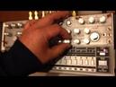 Roland tr 606 slightly modified by mr pauli - pt 1