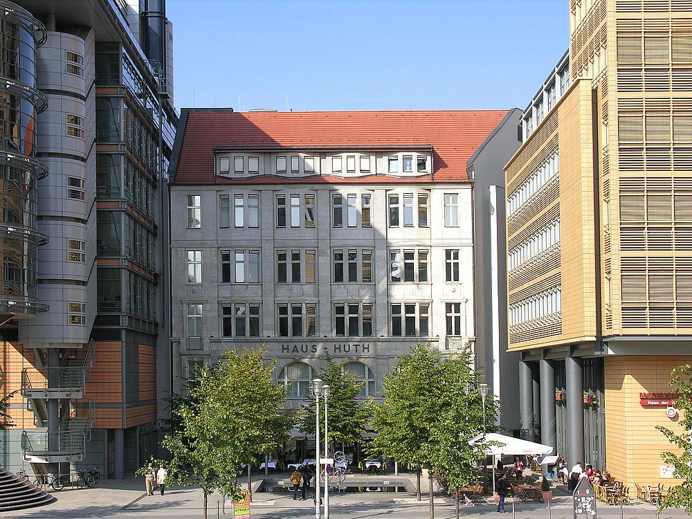 51MU3XUEe9E Потсдамская площадь и окрестности. Берлин.