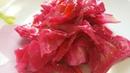 Красная Остренькая Капуста Обалденная Закуска на Праздничный Стол