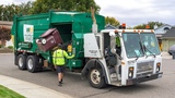 Mack LE - McNeilus MSL Garbage Truck!