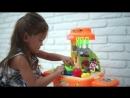 Кухня детская, 27 предметов, свет, звук