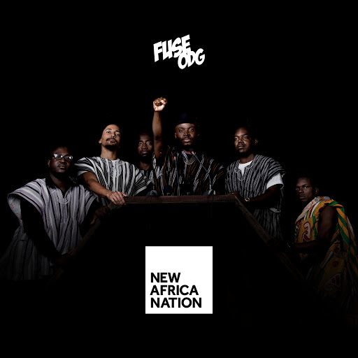 Fuse ODG альбом New Africa Nation