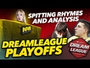 NAVIVLOG: Dreamleague Playoffs, spitting rhymes and analysis
