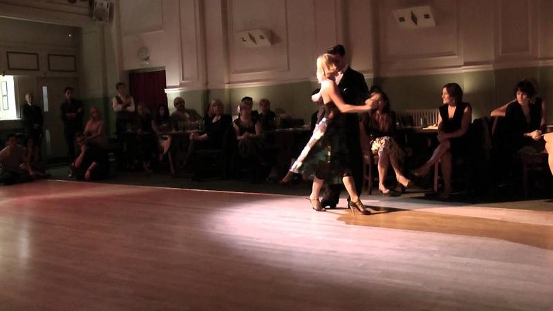 Alejandra Mantinan Leandro Palou @ Pavadita, London - Charity Ball Oct 2012