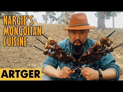 Nargies Mongolian Cuisine SHORLOG (Ultimate Mongolian Style Shish Kebab) S1E13