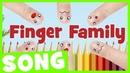 Finger Family Song for Kids Nursery Rhyme for Kids