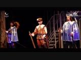 Музыкальный театр - ДАртаньян и три мушкетера