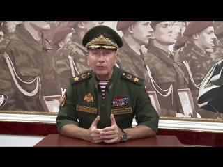 Глава Росгвардии Виктор Золотов записал обращение к Алексею Навальному