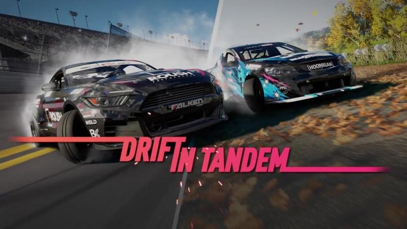 Семь новых машин из обновления Formula Drift Car Pack для Forza Motorsport 7 и Forza Horizon 4!