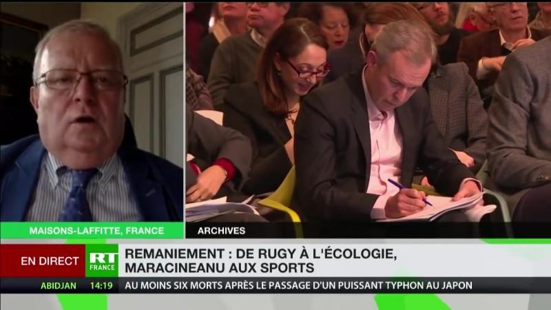 Remaniement De Rugy ministre hologramme va servir docilement Jupiter YouTube