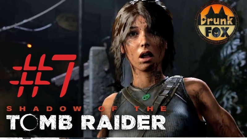 Shadow of the Tomb Raider чуточку потупили ч 7