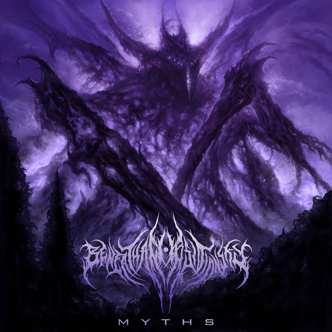 Beneath an Obsidian Sky - Myths [EP] (2018)