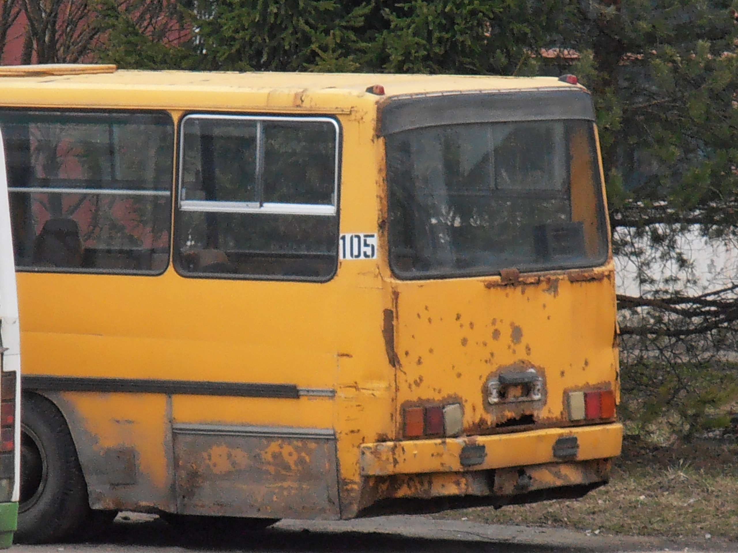 Автобус Икарус Борт 105