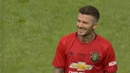 David Beckham vs Bayern Munich Goals Skills Manchester United Treble 2019
