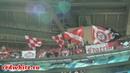 Обзор красно-белых трибун на матче с Зенитом.