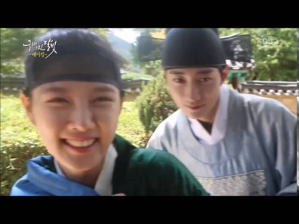 [ENG SUB] 구르미 그린 달빛 | Moonlight Drawn By Clouds Special Episode - Making NG Cut