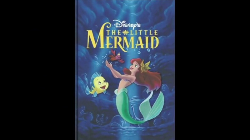 Disney's The Little Mermaid Read-Along Storybook I Little Ones Story Time Video Library