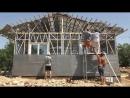 ЛСТК Строительство в Крыму Дом ЛСТК