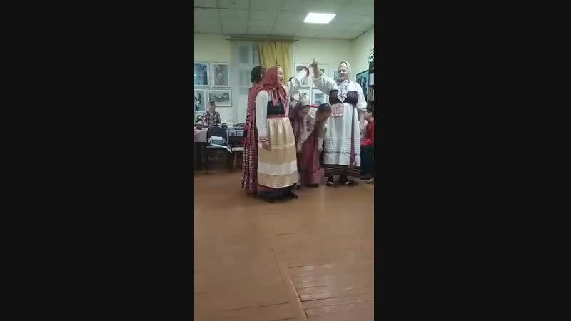 ШТНК на Кузьминское вечерке 14 11 18