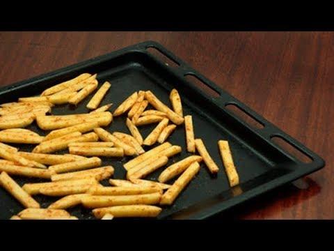 7 РЕЦЕПТОВ для тех, кто любит запеченный КАРТОФЕЛЬ и картофель фри