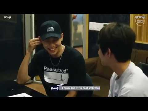 [ENG.SUB] BAEKHYUN X LOCO - YOUNG (Behind the station)