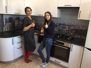 """""""нью-йорк у вас на кухне"""", видео-отзыв о студии кухни ballet"""