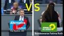 Petr Bystron AfD VS Bundeswarze Fatima Roth Feministische Außenpolitik