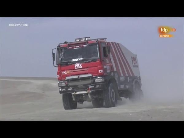 Rally Dakar 2019 - El equipo Palibex sigue sobreviviendo