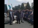 16 10 2018 намечаются переговоры Администрации Президента РФ с Оргкомитетом Мирного Протеста в Ингушетии