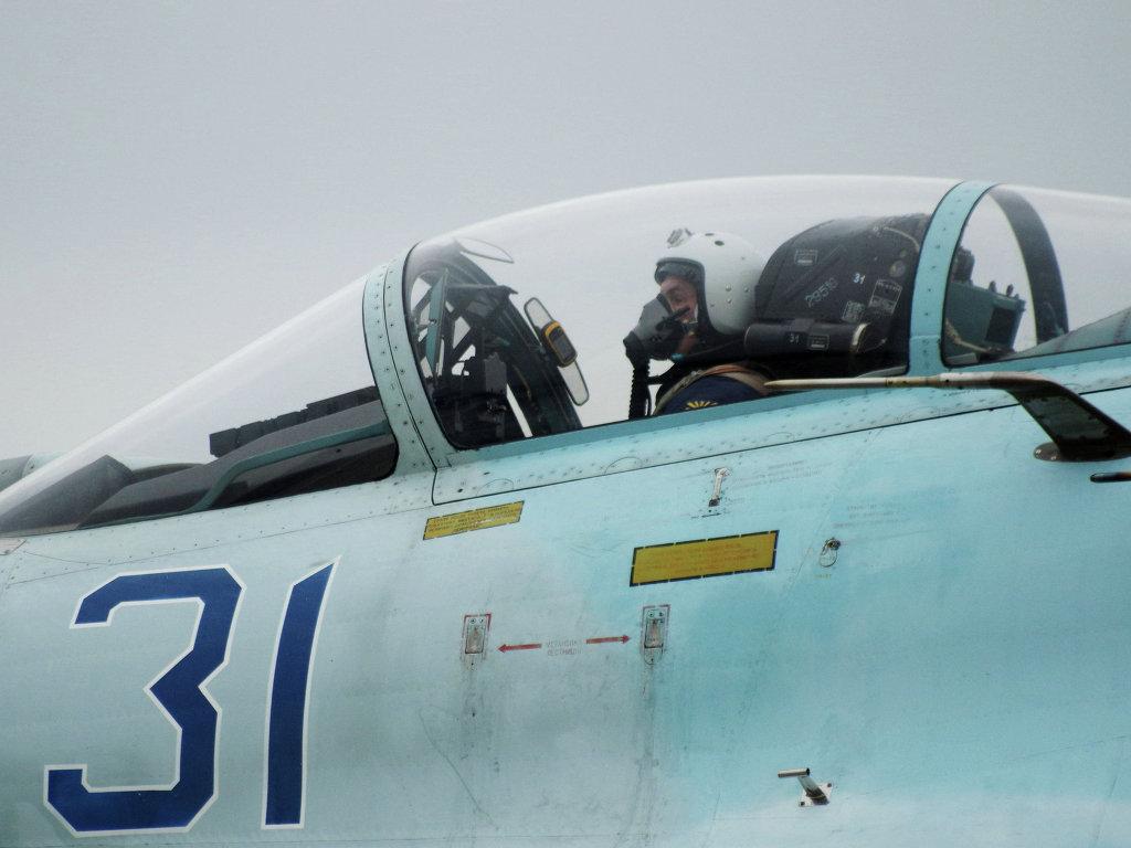 Истребители передислоцируют с Кубани в Севастополь на этой неделе