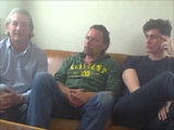 Interview Jean-Baptiste Maunier, Francis Renaud, Christophe Leys