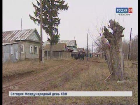 В Мариинско-Посадском районе сразу в три деревни подвели газопровод