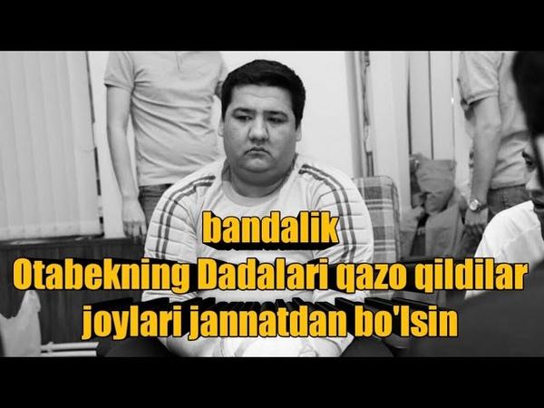 Otabekning dadasi qazo qildi | Отабекнинг дадаси казо килди | Bravo Jamoasi | Milliyart jamoasi