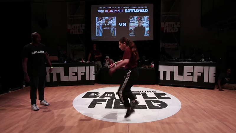 Battlefield 2018 | House quarter final | Alberto vs Ariel