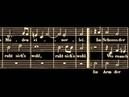 Canon para 3 voces en Fa mayor, WoO 159 Im Arm der Liebe ruht sich's wohl . Ludwig van Beethoven