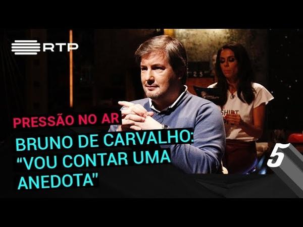 Bruno de Carvalho Vou contar uma anedota 5 Para a Meia Noite RTP