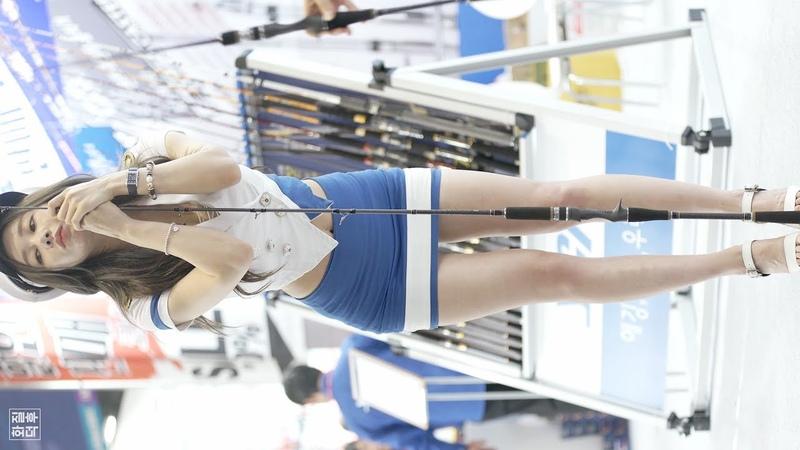 4K 레이싱모델 한지은 5 가로 직캠 Racing Model Han Jieun Horizontal 2018 경기국제보트쇼 KIBS by 화질덕후