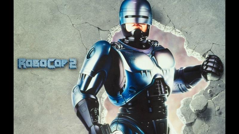 Robocop Робокоп 2 Фильм 1990 Год Робокоп Мерфи Против Разрушителя Кейна Концовка Фильма