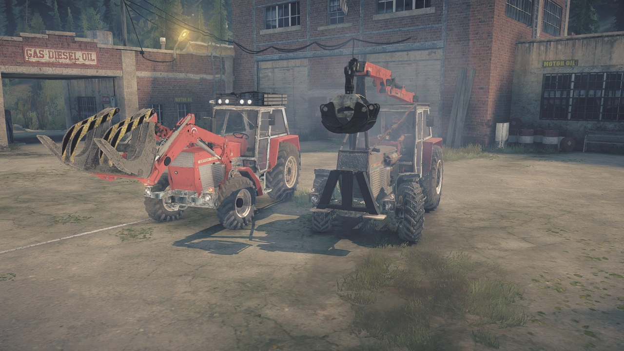 Zetor 12045 Pack