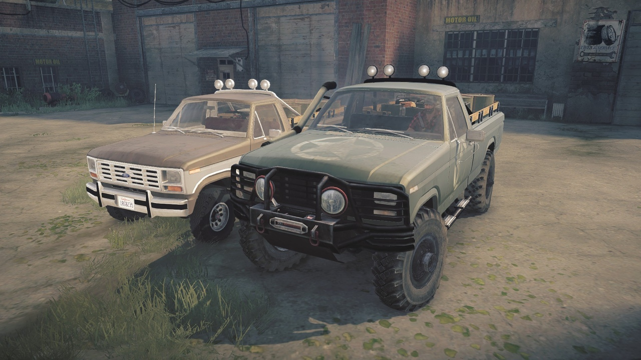 Ford F150 Ranger (1982)