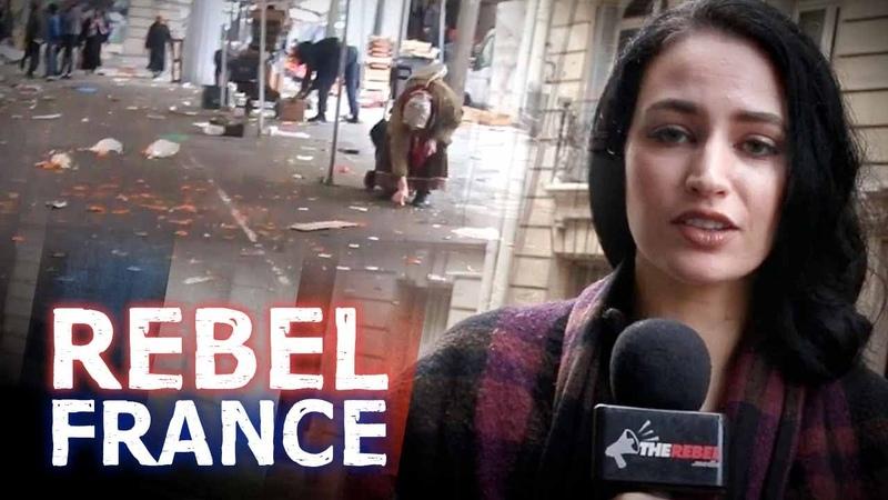 "Martina Markota: Migrants Turn France Into ""Third World Country"""