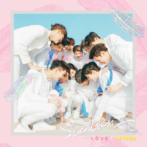 Seventeen альбом SEVENTEEN 1ST ALBUM [FIRST 'LOVE&LETTER']