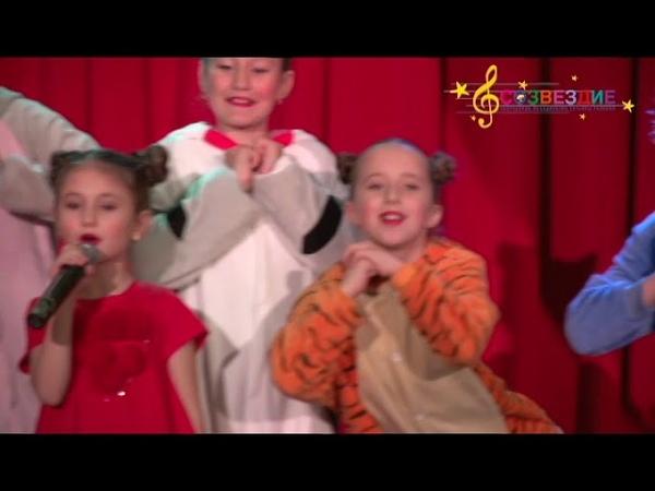 КАЛУГИНА АВГУСТА - ЦЕНТРАЛЬНЫЙ ДЕТСКИЙ МИР 12.2018 СОЗВЕЗДИЕ