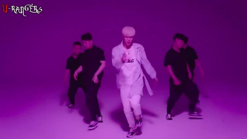 [RUS SUB] [MV] Jacob(张朋) - 《 奇幻世界 LOVE NIGHT 》 MV (Performance Ver.)