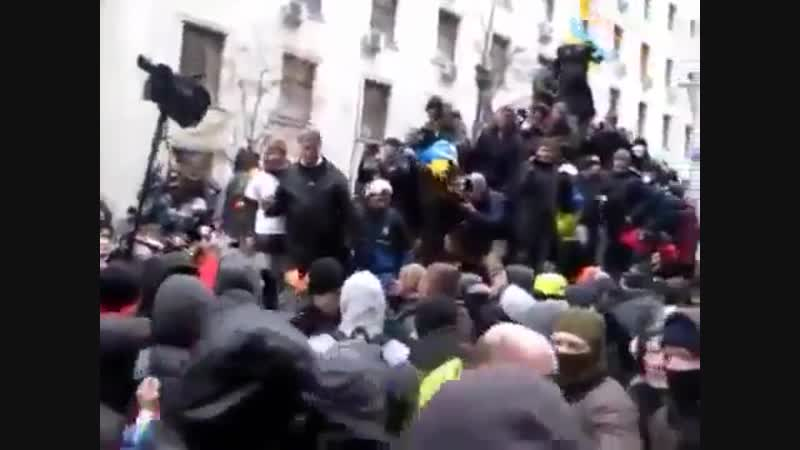 порошенко на Майдане